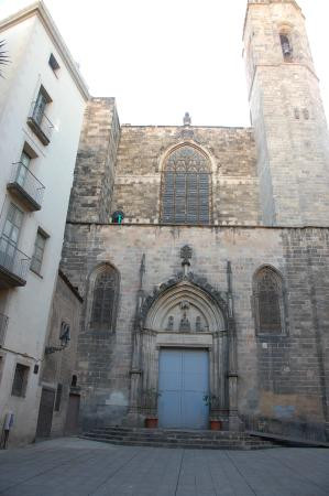 Basílica de sant Just i Pastor
