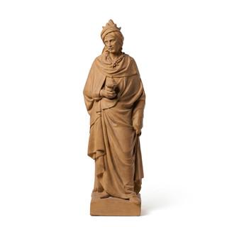 Figura del Rei Mag (Gaspar?)