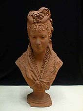 Bust de la Marquesa de Vilanova