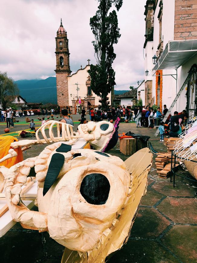 Day of the Dead in Pátzcuaro, what to do. Święto Zmarłych w Pátzcuaro, co zwiedzać.