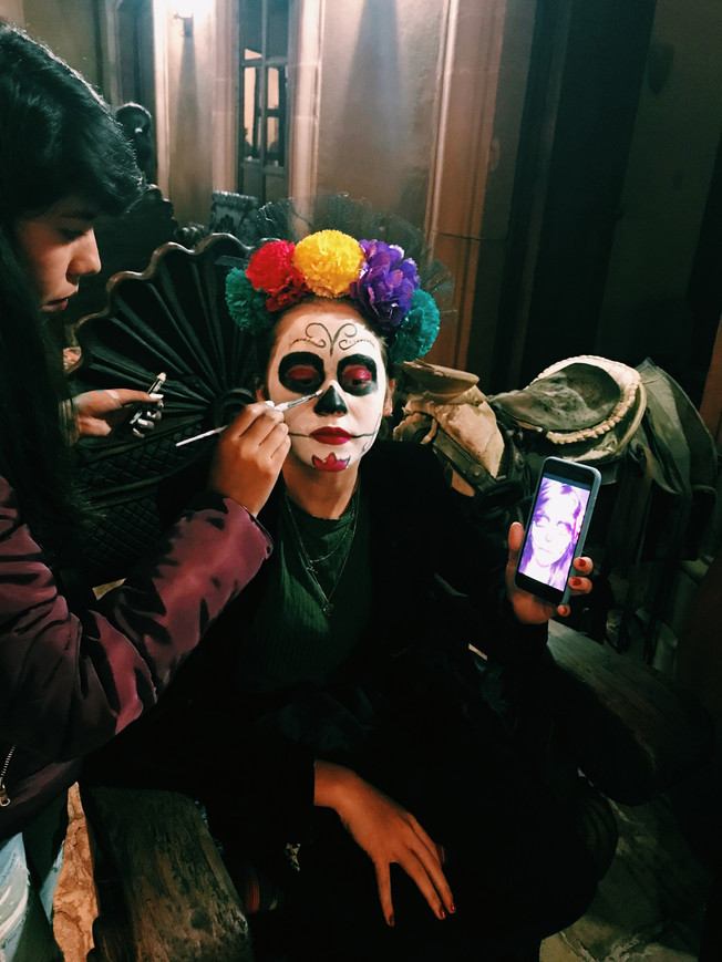 Unforgettable Day of the Dead activities