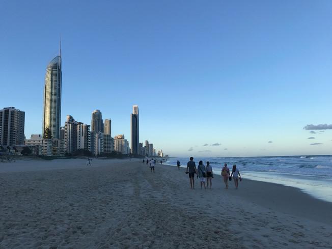 Our Trips in Australia. Nasze wycieczki w Australii.