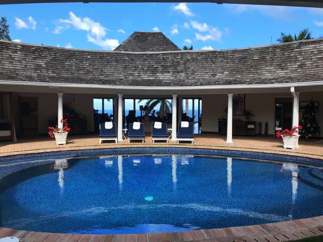 Casuarina- villa for rent in Jamaica.