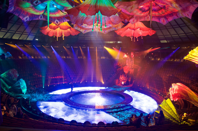 Las Vegas Le Reve the Dream