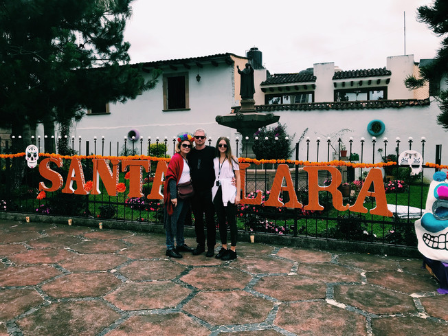 Santa Clara del Cobre- place to visit during trip to Pátzcuaro.