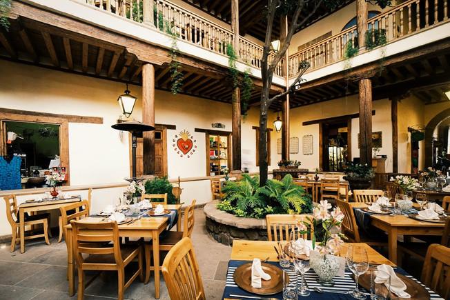 Casa Del Naranjo Restaurant in Pátzcuaro