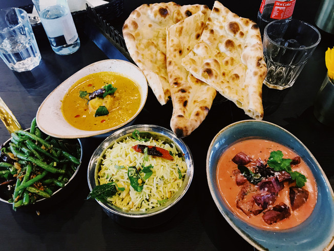 VEDA: Warsaw's newest Indian Bistro.