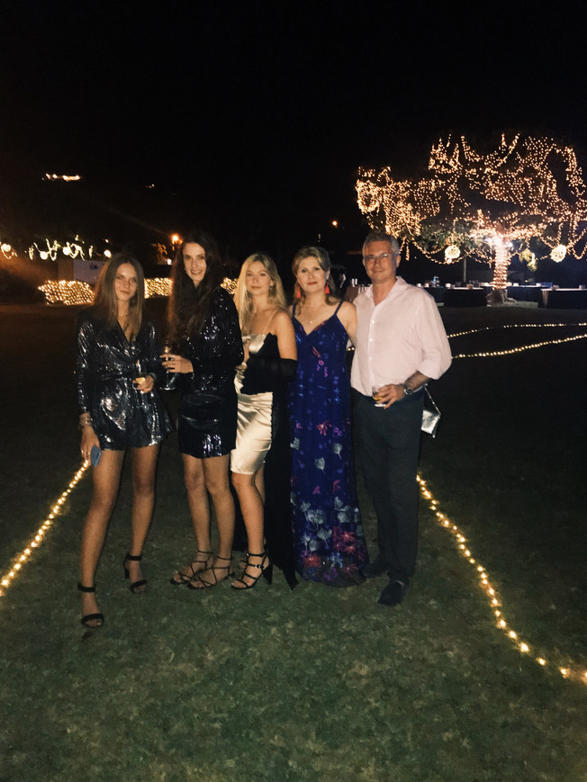 Oceana New Year's Eve 2018 Party at The Tryall Club in Jamaica. Impreza Noworoczna na Jamaice.