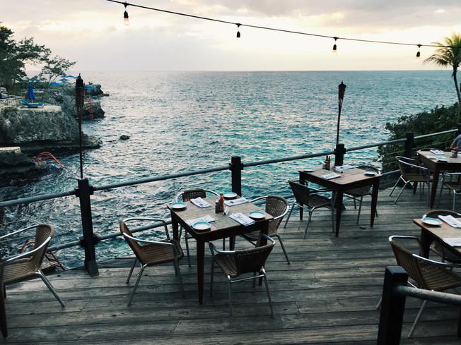 Rockhouse Restaurant, Negril, Jamaica