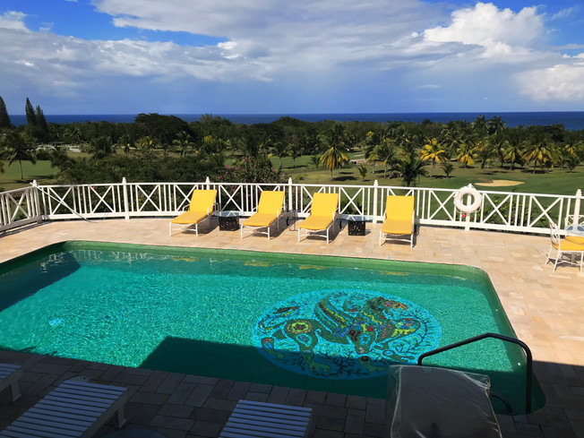 Villa Eureka at Tryall Club, Jamaica.