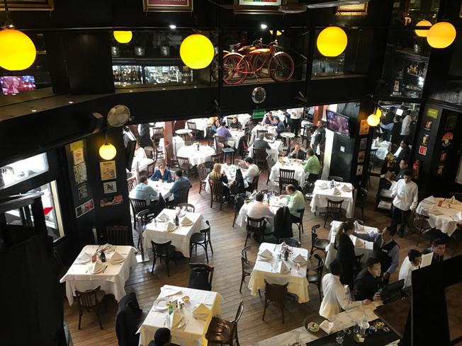 Odeon Restaurant. Restauracja Odeon