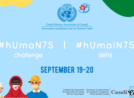 hUmaN 75 Challenge/ Défis hUmaiN75