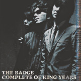 THE BADGE COMPLETE OF KING YEARS/THE BADGE