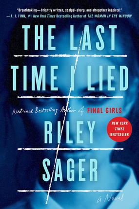Review: The Last Time I Lied by Riley Sager (Spoiler-Free)