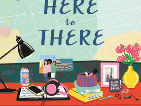 Review: The Map From Here to There by Emery Lord