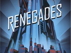 Update: Renegades by Marissa Meyer