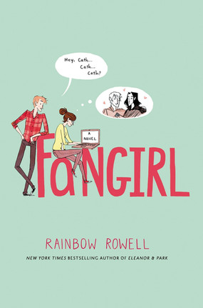 Review: Fangirl by Rainbow Rowell (Spoiler-Free)