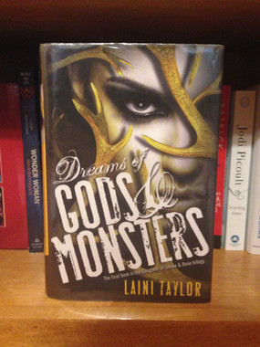 Review: Dreams of Gods & Monsters by Laini Taylor (Spoiler-Free)
