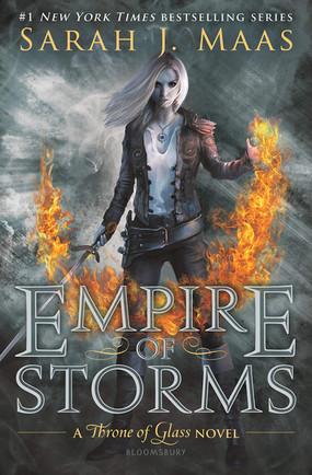 Review: Empire of Storms by Sarah J. Maas (Spoiler-Alert)