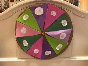 TBR Wheel- July