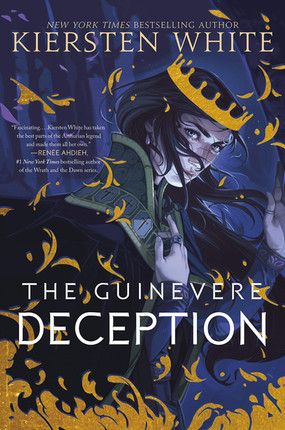 Review: The Guinevere Deception by Kiersten White (Spoiler-Free)
