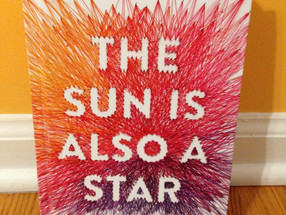 Review: The Sun is Also a Star by Nicola Yoon (Spoiler-Free)