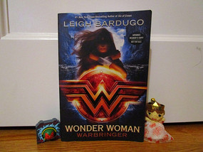 """Review: """"Wonder Woman: Warbringer"""" by Leigh Bardugo (Spoiler-Free)"""