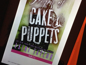 Review: Night of Cake & Puppets by Laini Taylor (Spoiler-Free)