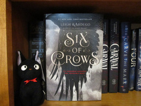 Review: Six of Crows by Leigh Bardugo (Spoiler-Free)