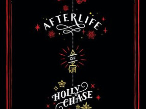 Review: The Afterlife of Holly Chase by Cynthia Hand (Spoiler-Free)