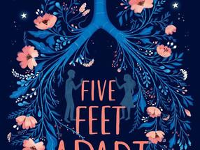 Review: Five Feet Apart by Rachael Lippincott (Spoiler-Free)