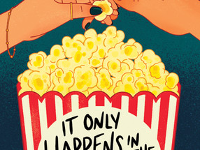 Review: It Only Happens in the Movies by Holly Bourne (Spoiler-Alert)