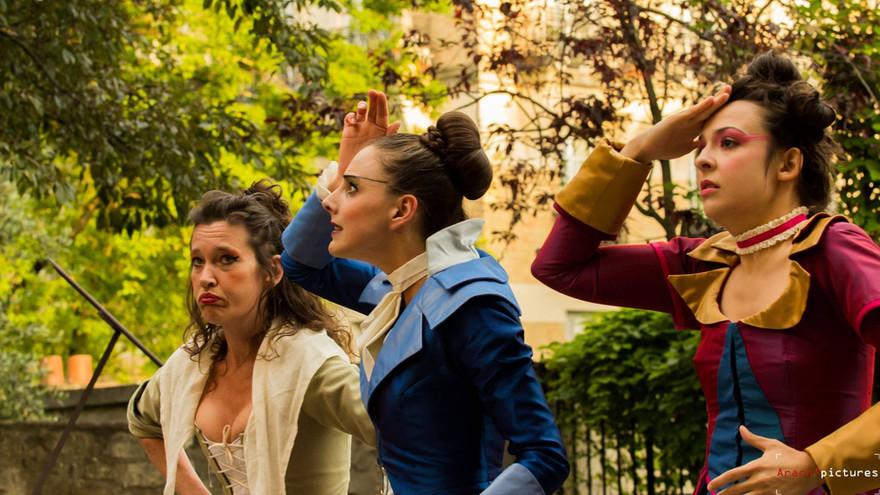 Les Femmes Savantes-Compagnie Les Croqueurs.jpg