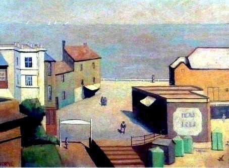 Elwin Hawthorne, East London artist