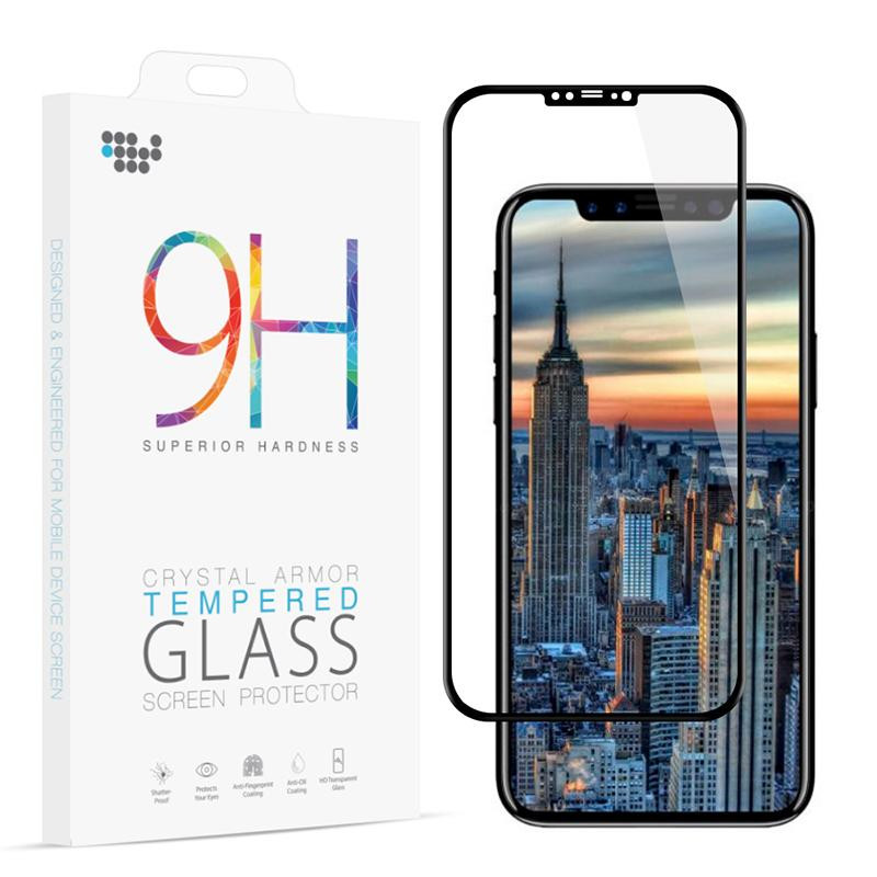 3D Curved Full Coverage Tempered Glass Phone Screen Protector Ultra Thin