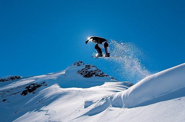 Performance Snowboard (inc. Bindings)