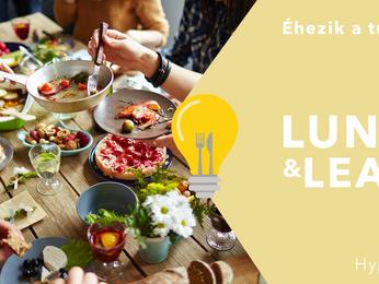 Folyamatautomatizálás – Lunch & Learn rendezvény