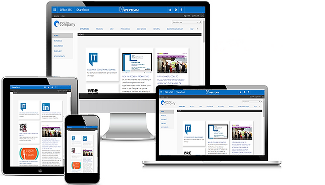 O365 Solutions on all platforms