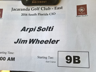 9th Annual CIO Golf Outing – Supporting the CIO Council Scholarship Fund