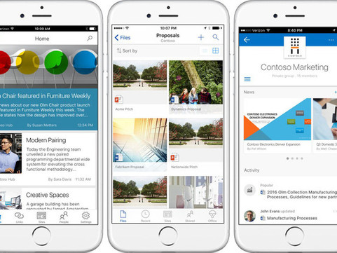 SharePoint Mobile will be coming to iOS this summer!