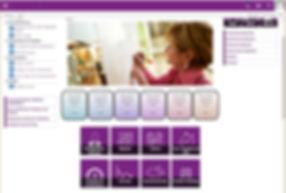 Future Makers Intranet ScreenShot