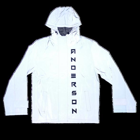 Vertical Logo Reflect Jacket