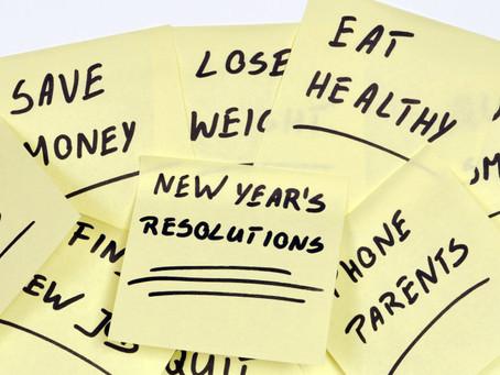 New Year Resolution: Deja Vu?