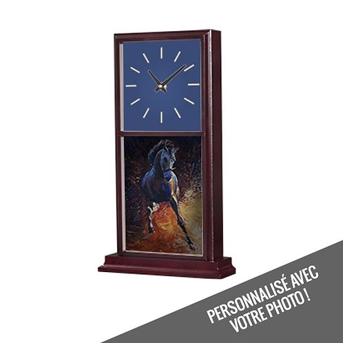 P42 - Horloge de bureau