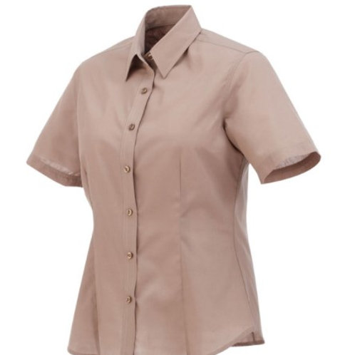 ZP04 - Chemise régulière femme - manches courtess