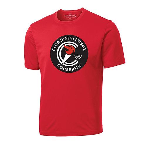C02 - T-Shirt 100% polyester