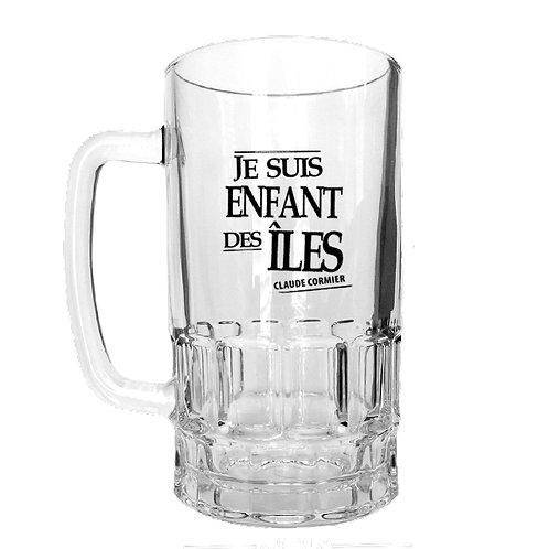 CC16 - Chope de bière claire