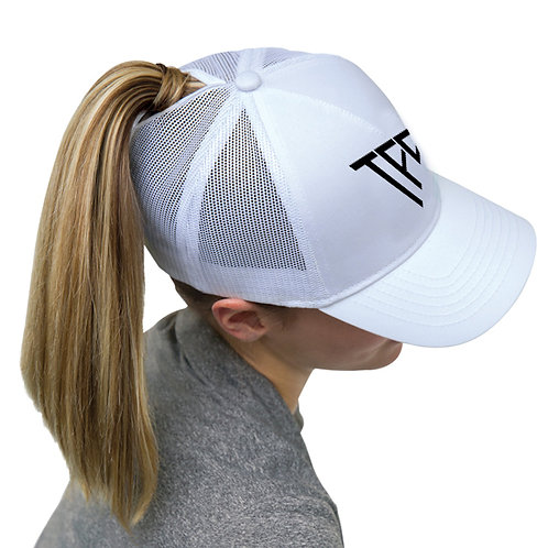 TF12 - Ponytail cap - Casquette queue de cheval