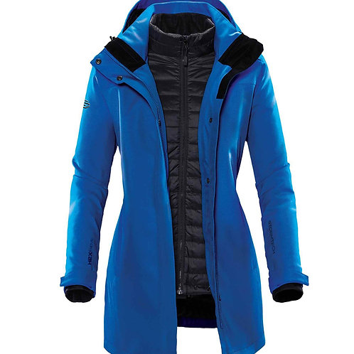 Manteau 3-dans-1 Femme - SSJ-2W