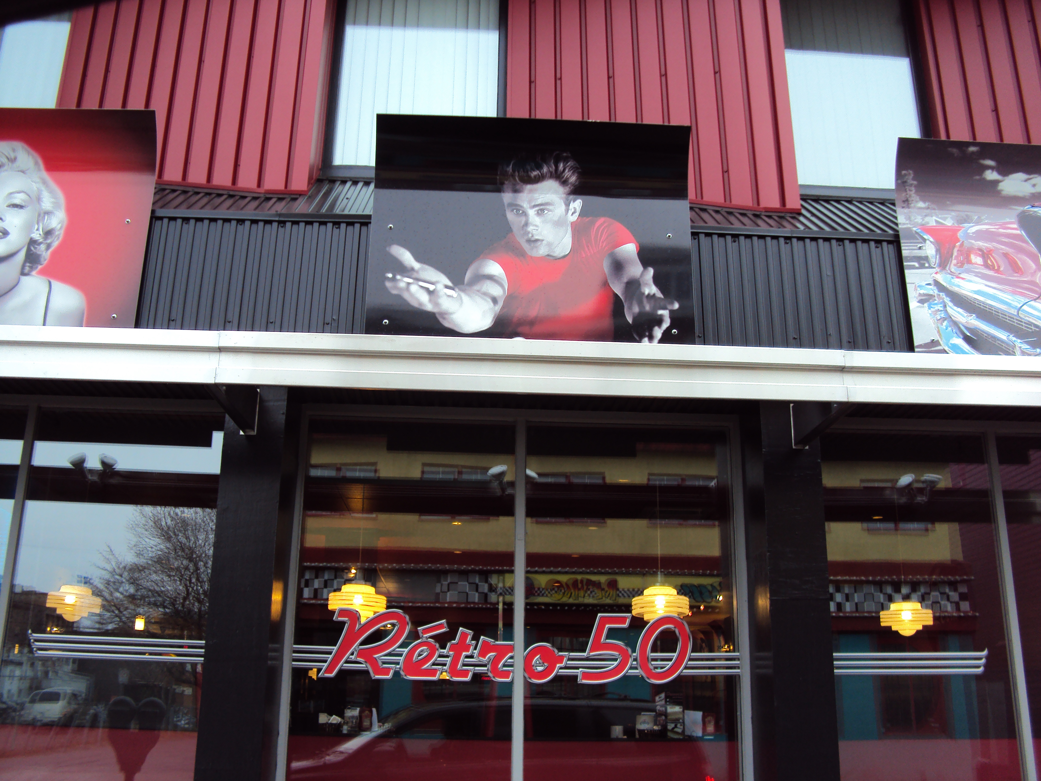 Restaurant Rétro 50